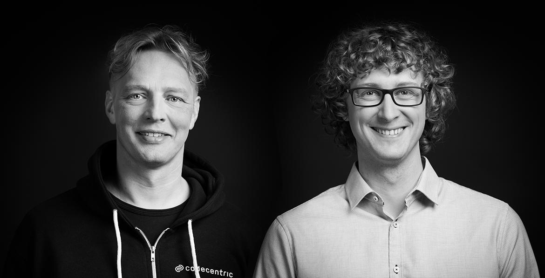 Dieter und Mark aus Münster
