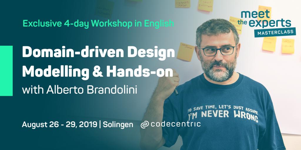 Workshop Alberto Brandolini