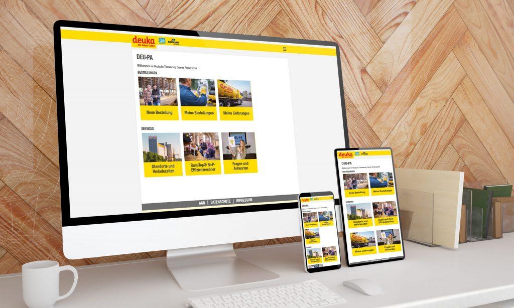 deupa web app