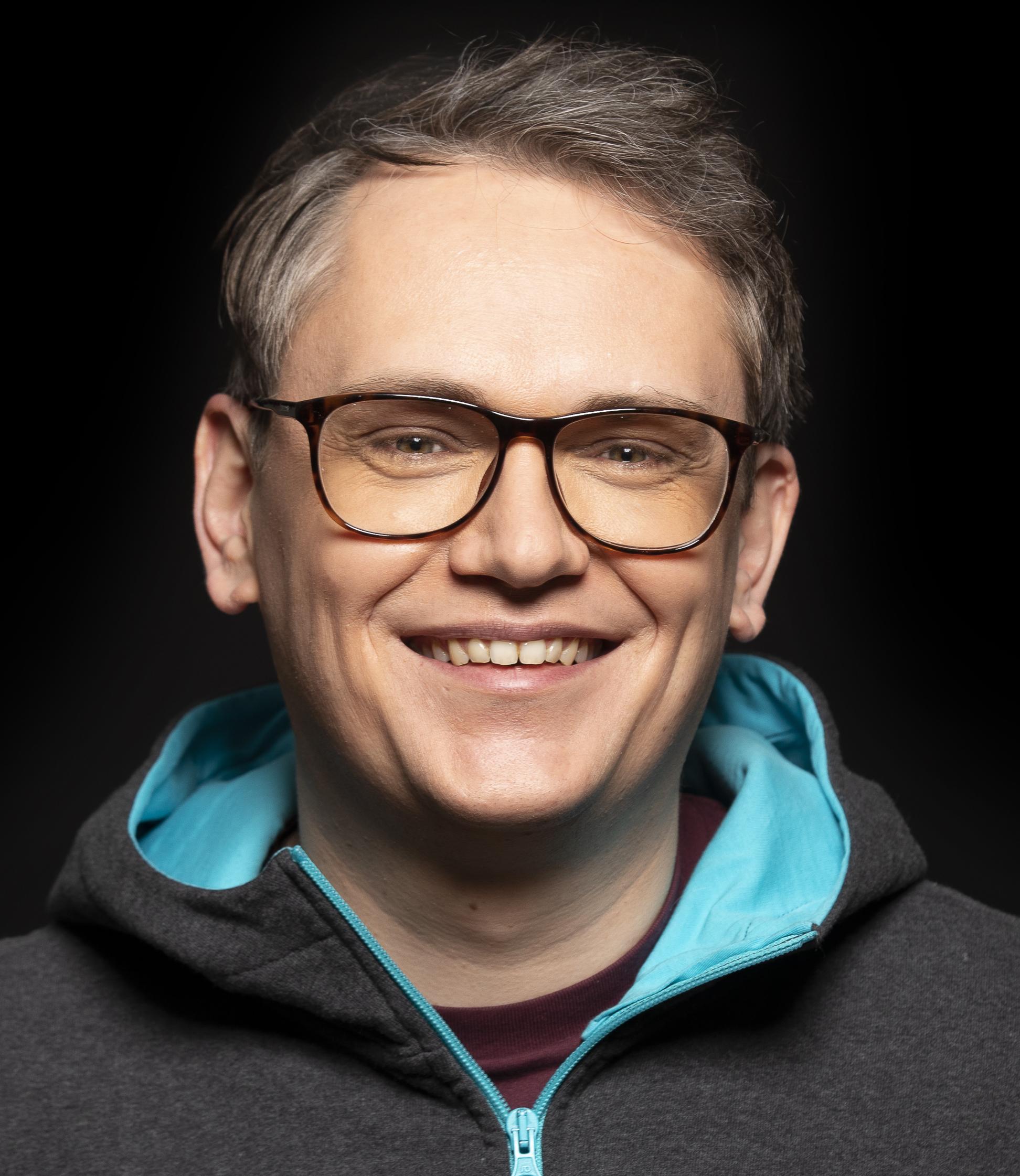 Kai Lichtenberg Speaker Portrait