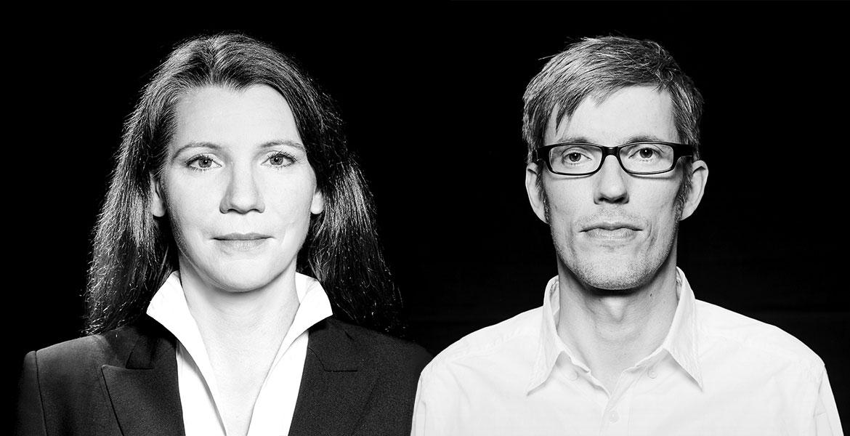 Francine und Mats - Standortleitung codecentric München